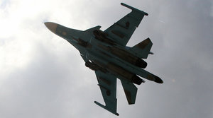 al nusra depot destroyed russian airstrikes