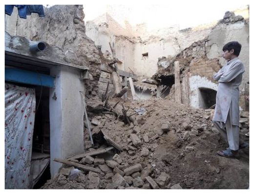 Afghanistan earthquake