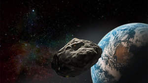 asteroide earth