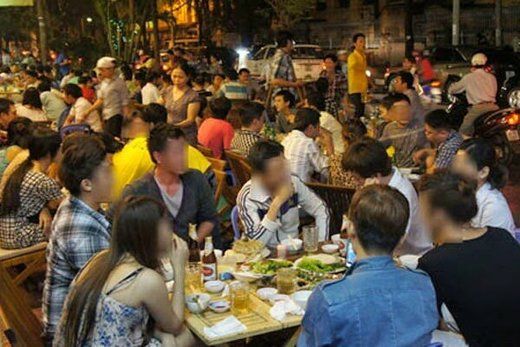 Drinking culture in Vietnam