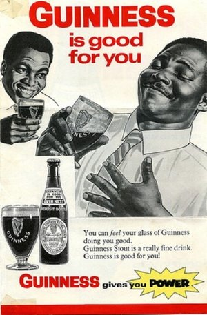 Advertisement: Guinness is good for you