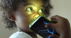 mobile phone effect on children