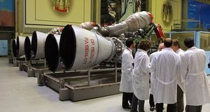 Russia's RD-180 rocket engine