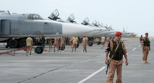 Russian Hmeymim Base