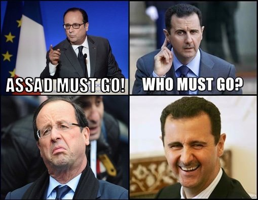 assad must go