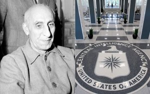Mohammed Mossadegh and cia