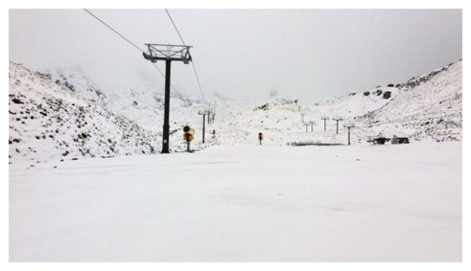 Queenstown Snowfall