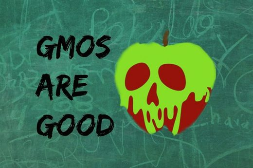 GMO apples, GMO promotions schools