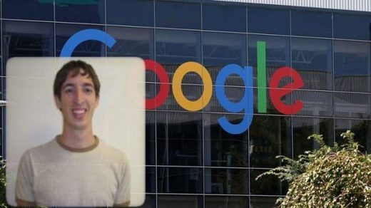 James Damore google memo