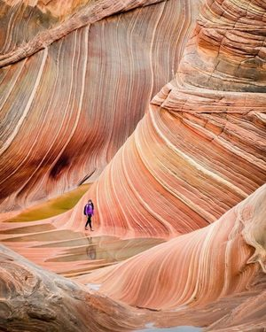 Arizona, wave