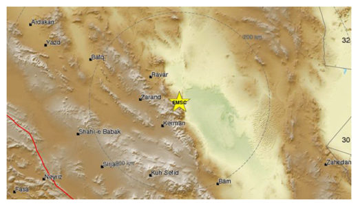Kerman Earthquake