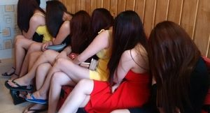 Prostitutes in Vietnam