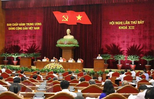 Vietnamese communist party summit 7