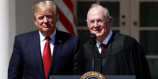 Anthony Kennedy trump