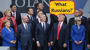 Trump NATO summit