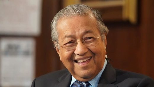 Mahathir Mohamad - Malaysian Prime Minister