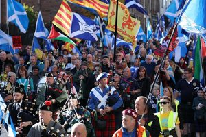 march independence scotland