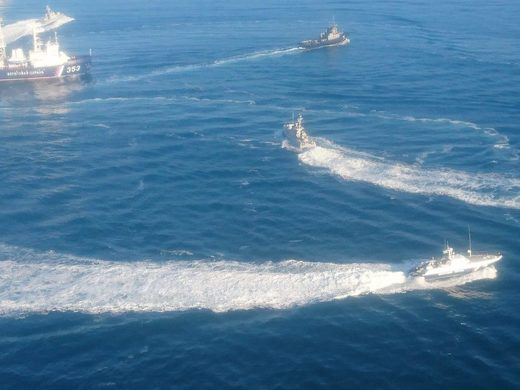 ukraine ships kerch