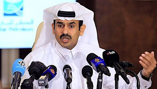 Minister of State for Energy Affairs Saad al-Kaabi