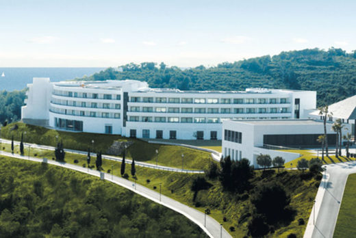 ECHCC 188 Hotel Dolce Sitges, south of Barcelona, venue for the 2010 Bilderberg meeting