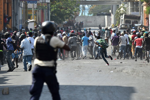 haiti protests feb 2019