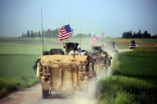 US Troops Syria withdrawal