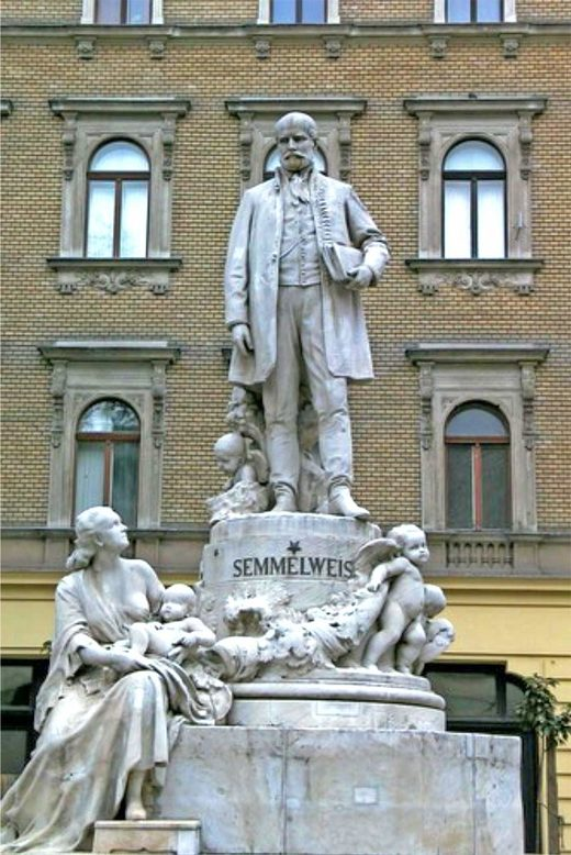 Semmelweis memorial