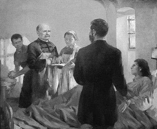 Semmelweis story