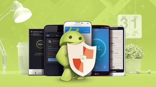 Android anti virus smartphone