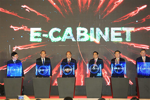 Vietnam e-government e-cabinet