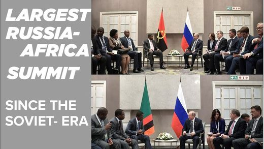 russia africa summit